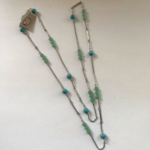 Fossil Long Necklace